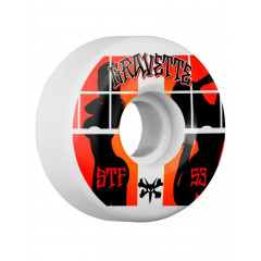 Колёса Bones (STF V2) SS19 - Gravette Peeps 53 mm