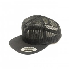 Кепка FlexFit 6005FF Trucker All Mesh Black