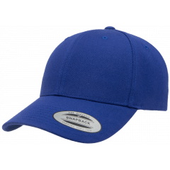 Кепка FlexFit 6789M - Curved Visor Snapback Royal