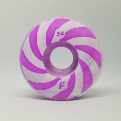 Колеса Footwork Swirl Purple 99A