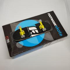 Фингерборд ТУРБО - Footwork Logo
